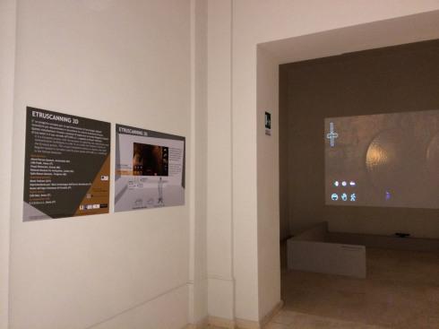 Etruscanning system